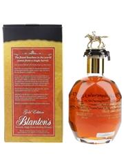 Blanton's Gold Edition Barrel No.909 Bottled 2020 70cl / 51.5%