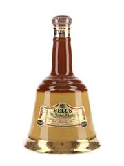 Bell's Old Brown Decanter Bottled 1970s 75.3cl