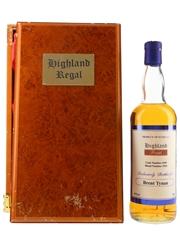 Highland Regal Bottled 1997 75cl / 43%