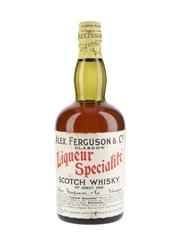 Alex Ferguson & Co. Liqueur Specialite Scotch Whisky