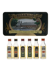 Bushmills Miniature Collection  6 x 5cl / 40%