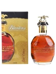 Blanton's Gold Edition Barrel No. 1914 Bottled 2018 70cl / 51.5%