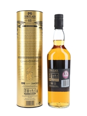 Mortlach 15 Year Old Game Of Thrones - Six Kingdoms 70cl / 46%