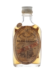 Glen Grant 12 Year Old Bottled 1960s - Giovinetti 4cl / 43%