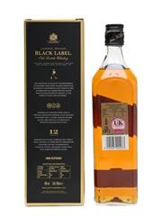 Johnnie Walker Black Label 12 Year Old Old Presentation 70cl / 40%