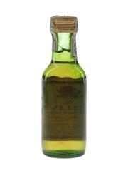 Glenlivet 12 Year Old Bottled 1980s - Rene Briand 5cl / 43%