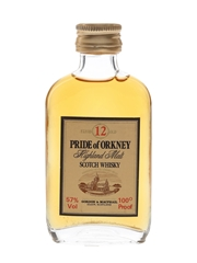 Pride Of Orkney 12 Year Old 100 Proof
