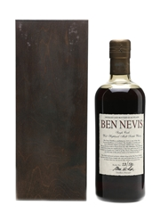 Ben Nevis 1967 Single Cask 41 Year Old 70cl / 49.4%