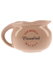 Crawford's Water Jug  7.5cm Tall