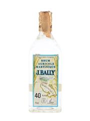 J Bally Rhum Agricole Martinique Bottled 1990s 70cl / 40%