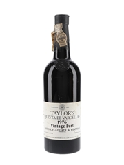 Taylors Quinta De Vargellas 1976 Bottled 1978 - Taylor, Fladgate & Yeatman 75cl / 21%