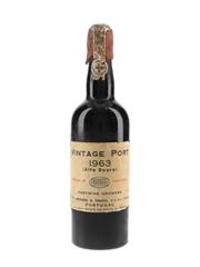 Borges 1963 Vintage Port