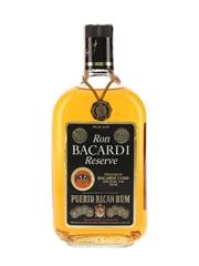 Bacardi Reserve