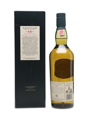 Lagavulin 12 Year Old Natural Cask Strength Special Releases 2004 70cl / 58.2%