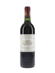 Chateau Margaux 1989 Premier Grand Cru Classe 6 x 75cl / 12.5%