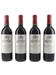 Leoville Las Cases 1998 Saint Julien 4 x 75cl / 13%