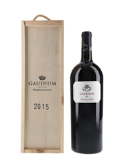 Gaudium Rioja Reserva 2015