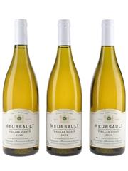 Meursault Vielles Vignes 2008 Domaine Buisson-Charles 3 x 75cl / 13%