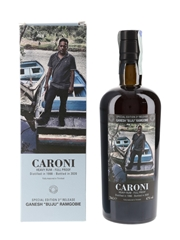 Caroni 1998 Heavy Rum Full Proof 3rd Employees Release
