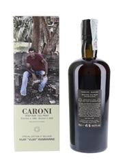 Caroni 1996 Heavy Rum Full Proof 3rd Employees Release Bottled 2020 - Vijay 'Vijay' Ranmarine 70cl / 64.5%