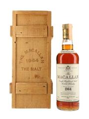 Macallan 1964 Bottled 1982 - Rinaldi 75cl / 43%