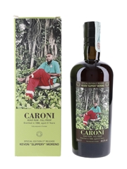 Caroni 1998 21 Year Old Heavy Rum Full Proof 2nd Employees Release Bottled 2019 - Kevon 'Slippery' Moreno 70cl / 69.5%