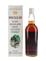 Macallan 1956 Campbell, Hope & King Bottled 1970s - Rinaldi 75cl / 45.8%