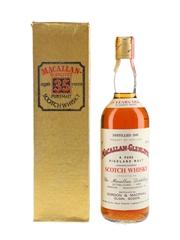 Macallan Glenlivet 1940 35 Year Old