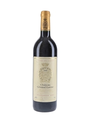 Chateau Gruaud Larose 2000 Saint Julien 75cl / 12.5%