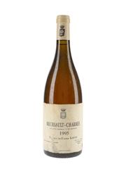 Comtes Lafon Meursault Charmes 1995 Premier Cru 75cl / 13%
