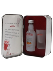 Archers Peach Schnapps With Shot Glass  5cl / 23%