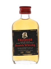 Talisker Black Label Gold Eagle 100 Proof