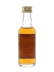 Aberfeldy 1966 Connoisseurs Choice Bottled 1980s - Gordon & MacPhail 5cl / 40%