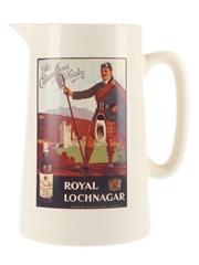 Royal Lochnagar Water Jug