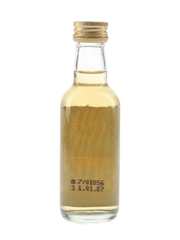 Bladnoch 15 Year Old Bottled 2000s 5cl / 55%