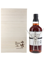 Yamazaki 25 Year Old Limited Edition 70cl / 43%