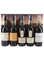 The Classic Islay Collection Set