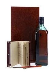 Johnnie Walker 1805 Celebration Blend Bottled 2005 75cl / 46.3%