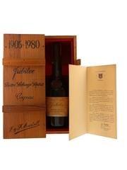 Martell Jubilee Cognac 1905-1980 Ditta Salengo Spirit 70cl / 45%