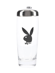 Playboy Glass Cocktail Shaker