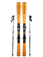Veuve Clicquot Skis