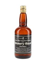 Glenury Royal 1964 12 Year Old Bottled 1977 - Cadenhead's 'Dumpy' 75.7cl / 46%