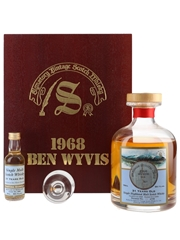 Ben Wyvis 1968 31 Year Old Cask No. 686