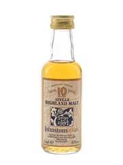 Glenfarclas 10 Year Old Johnstons Of Elgin Bottled 1997 5cl / 40%