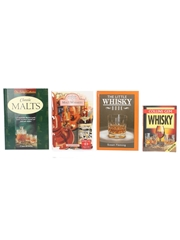 Assorted Small Scotch Whisky Books