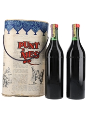 Carpano Punt E Mes Bottled 1960s 2 x 100cl / 16.5%