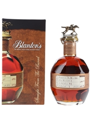 Blanton's Straight From The Barrel No. 1 Bottled 2020 70cl / 65.15%