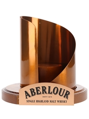 Aberlour Copper Bottle Display Stand  20cm Tall