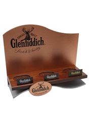 Glenfiddich Bottle Display Stand  30cm x 37.5cm x 14cm