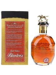 Blanton's Gold Edition Barrel No. 152 Bottled 2019 70cl / 51.5%